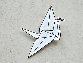Odznaky/Brošne - žeriavnik - 10576330_