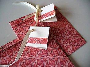 Papiernictvo - obal na CD alebo šperk a iné darčeky - 10576090_