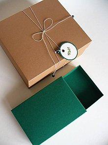 Krabičky - sada na krstiny - 10576917_