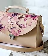- Kabelka na rameno SATCHEL BAG MAGNOLIA - 10577446_