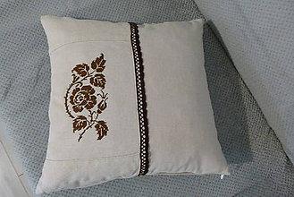 Úžitkový textil - návlečka na vankúš - 10575051_