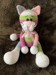 Hračky - mačička mini MIAU - 10576025_