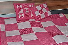 Úžitkový textil - Dievčenský prehoz ... - 10576942_