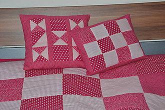 Úžitkový textil - Dievčenský prehoz ... - 10576941_