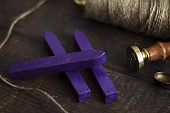 Pečatný vosk - Fialová ❤