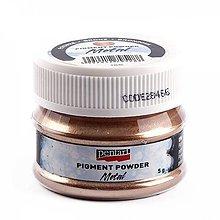 Farby-laky - Pigmentový prášok - bronzový - 10577640_