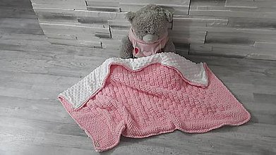 Textil - Detská deka - 10575606_