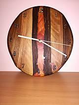 Hodiny - Nástenné hodiny č. 2 - 10578617_