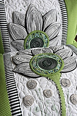 Vankúše - kvet - LIMITED EDITION