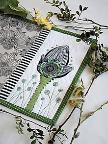 """Úžitkový textil - Prestieranie """" Original by Kajura No.32:) - 10575788_"""