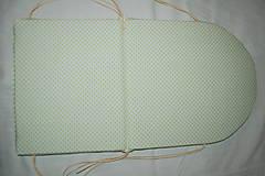 Úžitkový textil - podsedák do stoličky - 10576428_