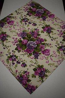 Úžitkový textil - STŘEDOVÝ UBRUS ..jen 1 ks - 10581561_