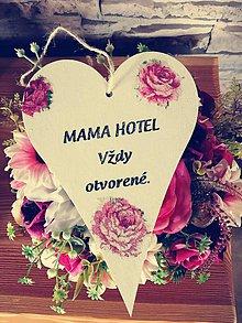 Tabuľky - Mama hotel - 10579333_