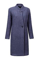 Kabáty - Modro fialový kabát - 10579173_