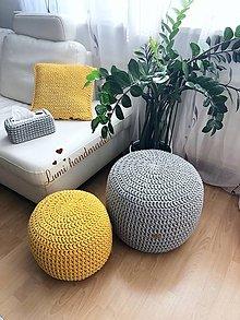 Úžitkový textil - Sedaci vak / puf - 10582349_