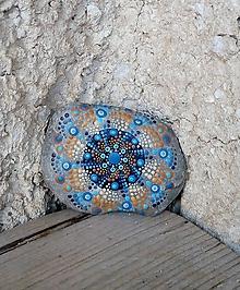 Dekorácie - Gaderský cifrovaný - Na kameni maľované - 10582074_