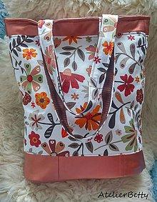 Nákupné tašky - Rozkvitnutá lúka - 10579340_