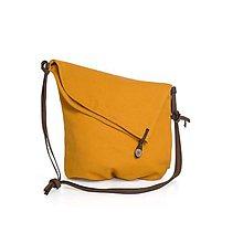 Veľké tašky - Plátená taška Pendula Lutea - 10579522_
