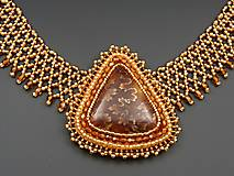 Náhrdelníky - Amonit - náhrdelník - 10580651_