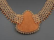 Náhrdelníky - Amonit - náhrdelník - 10580652_