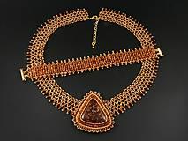 Náhrdelníky - Amonit - náhrdelník - 10580655_