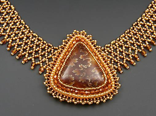 Amonit - náhrdelník