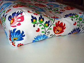 Úžitkový textil - poťah na anatomický vankúš - 10582000_