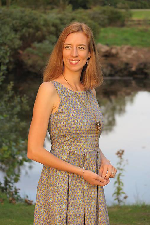 Šaty - Šaty na dojčenie - ROYAL - 10581258_