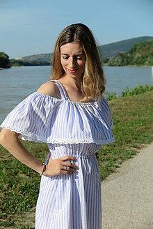 Šaty - Šaty na dojčenie - VOLÁN - 10581241_