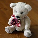 Dekorácie - malý medvedík - 10580092_