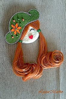 Odznaky/Brošne - Anna zo Zeleného domu - 10580853_