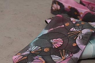 Iné doplnky - Hodvábna kravata - 10582911_