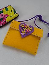 Taštičky - Pre dievčatko II. (taštička) - 10583087_