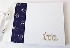 Papiernictvo - svadobná kniha hostí - 10582709_
