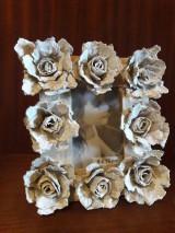 Rámiky - Romantický rámček - 10584638_