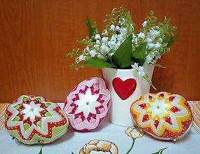 Dekorácie - Veľkonočné vajíčka - 10585678_