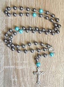 Iné šperky - Ruženec 24 - 10584937_