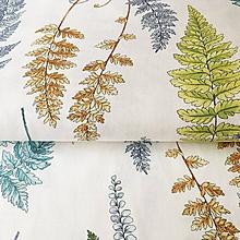Textil - plátno Paprade; 100 % bavlna, šírka 140 cm - 10583317_