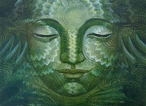 Obrazy - Divotvorná šťava (olejomaľba, 30x40 cm) - 10585615_
