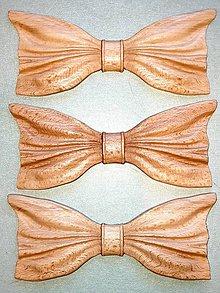 Doplnky - Dizajnový 3D motýlik - 10584742_