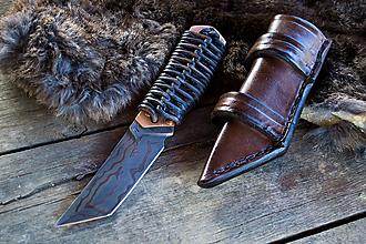 Nože - Moderné tanto - 10584311_