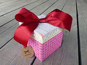 Papiernictvo - Krabička na peniaze - svadobná