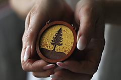 Náhrdelníky - Strom (Zlatá) - 10585047_