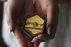Detail na Tatry (Zlatá)