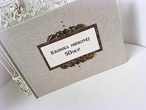 Papiernictvo - Narodeninová kniha hostí - 10586025_
