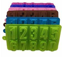 Pomôcky/Nástroje - Forma na čísla 1, forma na číslice 1 - 10583350_
