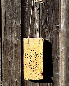 Pre zvieratká - Včelí domček - tehla - 10586000_