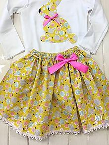 Detské oblečenie - DETSKÁ SUKŇA / SUKNIČKA - 10584270_