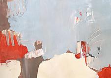 Obrazy - RED RETURN - 10584769_