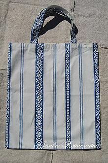 Nákupné tašky - ľudová - 10582838_